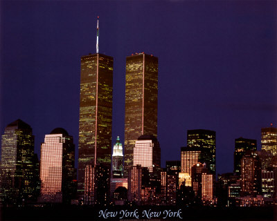 001-21524~World-Trade-Center-Skyline-Posters