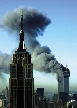 WORLD TRADE CENTER CRASH