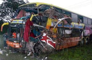 Argentina Bus Crash TOPIX