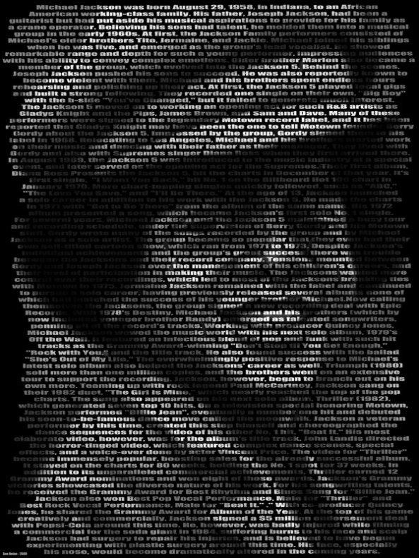 Michael_Jackson__Text_Portrait_by_BenHeine