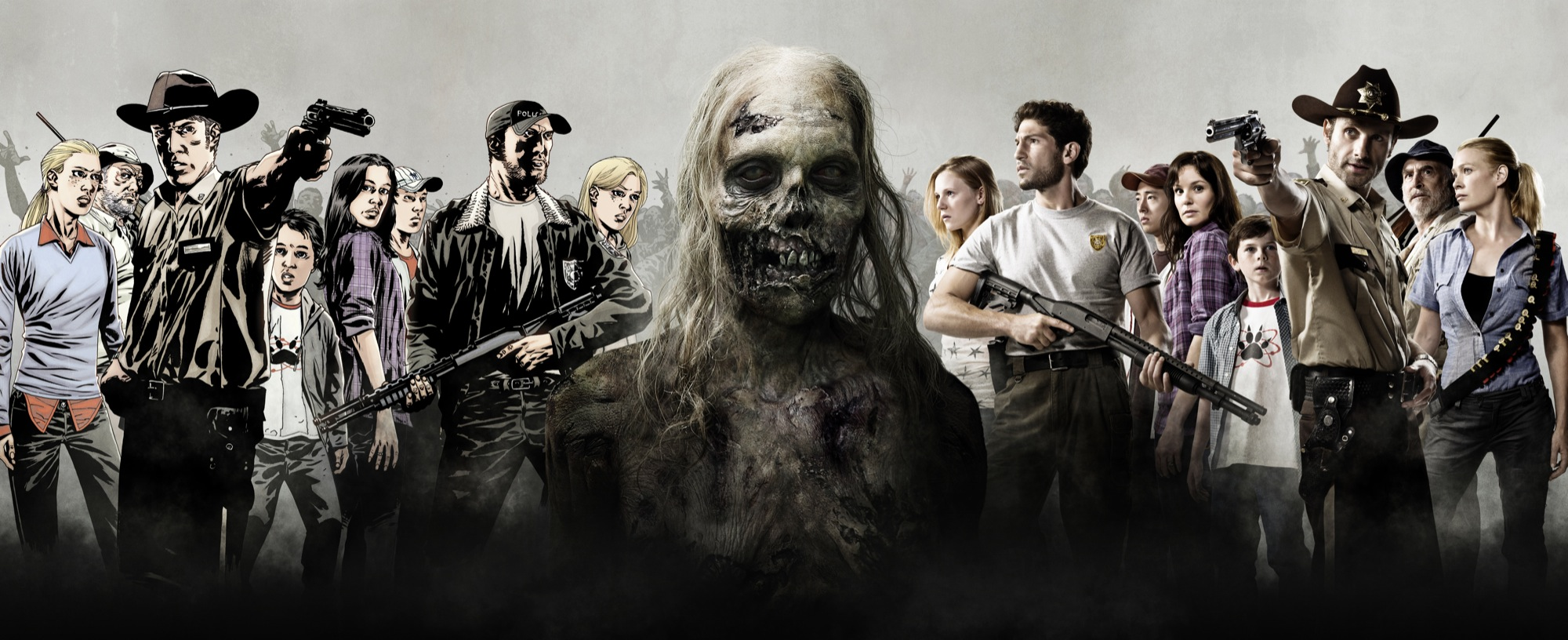 The walking dead? A toi de jouer !