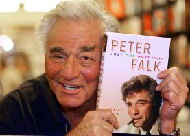 US-TELEVISION-PETER FALK
