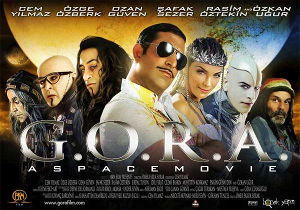 G.O.R.A. affiche