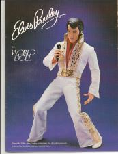 Elvis doll from book 84'