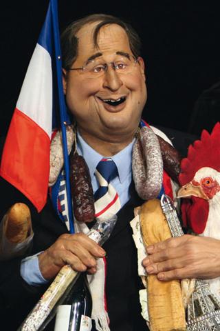 De quoi François Hollande est le nom, le visage ?