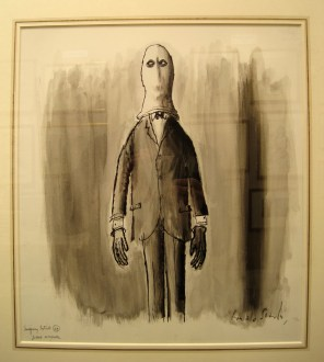 Hitchcock by Ronald Searle