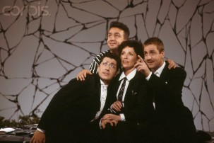 """French Comedy Troupe """"Les Nuls"""""""