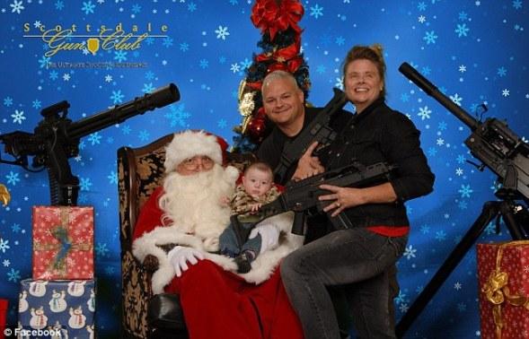 Scottsdale-Gun-Club-Santa-Chrismas-Holiday-Pictures-1