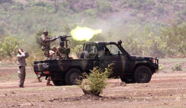 Mali-Entrainement-Touareg